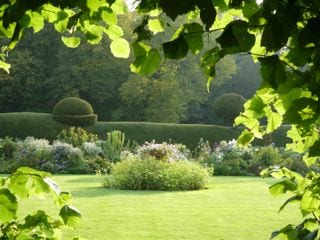 Spectacular gardens at Hutton-in-the-Forest